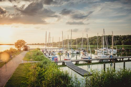 Nature Vacation & Travel Summer Water Landscape Travel photography Happy Lake Watercraft Leisure and hobbies Contentment Air Power Idyll To enjoy