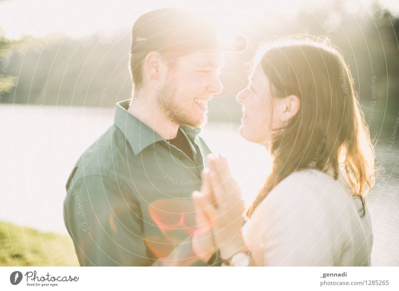 you Human being Masculine Feminine Young woman Youth (Young adults) Young man Woman Adults Man Body 2 18 - 30 years Happiness Fresh Together Happy Love
