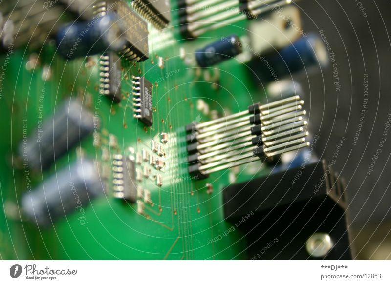 Electronics Telecommunications Resist Circuit board Control device