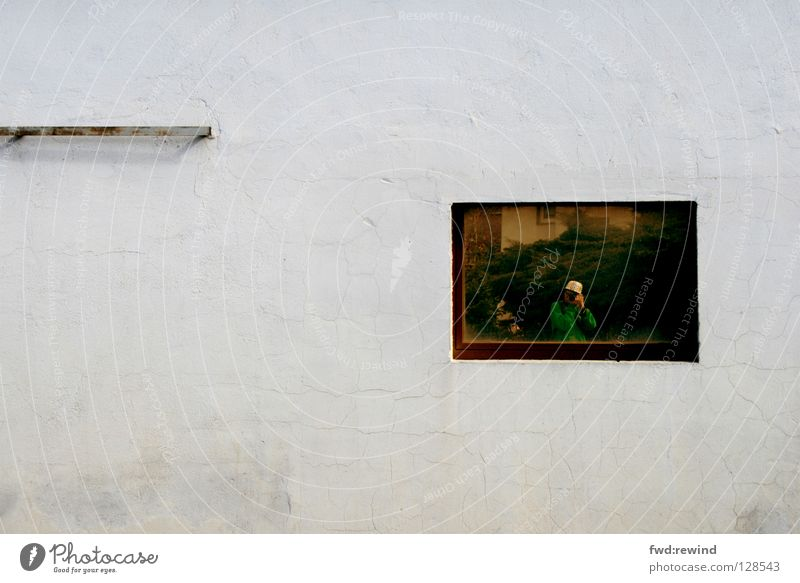 Cold Window Wall (building) Weather Communicate Mirror Boredom