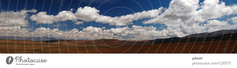 cloud roof Clouds Roof Wilderness Argentina Moody Steppe Loneliness Calm Relaxation Panorama (View) Infinity Hiking Lighting Wind Far-off places Green Brown
