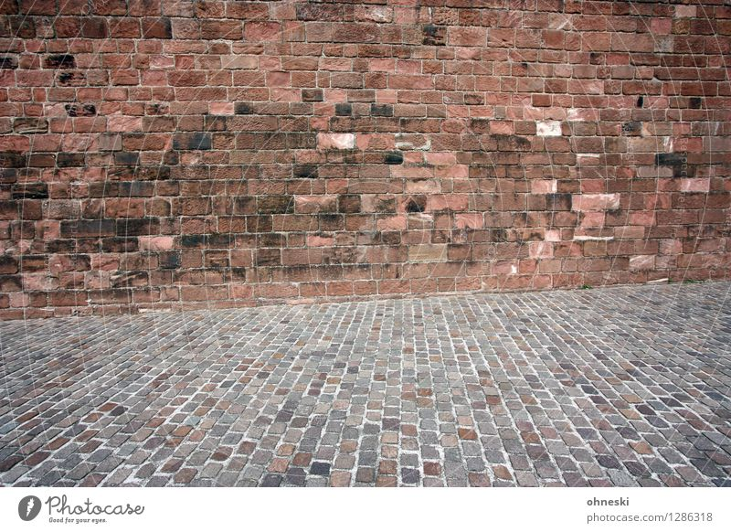 Wall (building) Street Lanes & trails Background picture Wall (barrier) Stone Facade Historic Manmade structures Brick Old town Brick wall