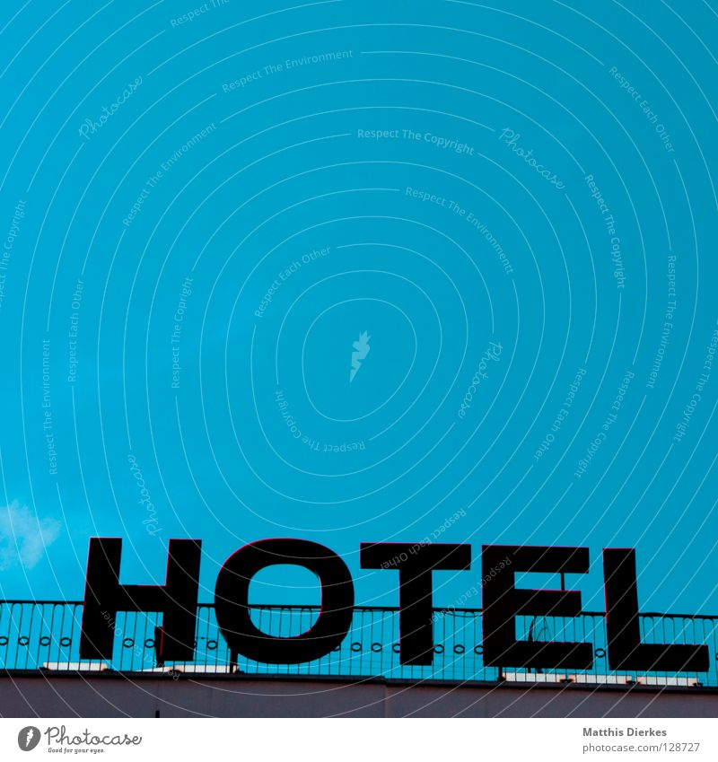 Vacation & Travel Flat (apartment) High-rise Roof Hotel Advertising Typography Spain Barcelona Accommodation Domicile Motel Vacation home Five star