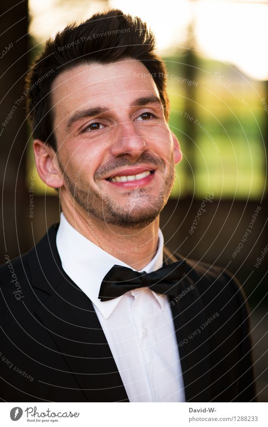 superimposed Lifestyle Luxury Elegant Style Entertainment Going out Feasts & Celebrations Flirt Wedding Human being Masculine Young man Youth (Young adults) Man