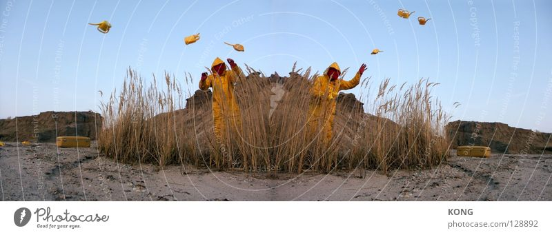Sky Joy Yellow Gray Dirty Earth Multiple Floor covering Desert Mask Hill Suit Many Paradise Planet Beige