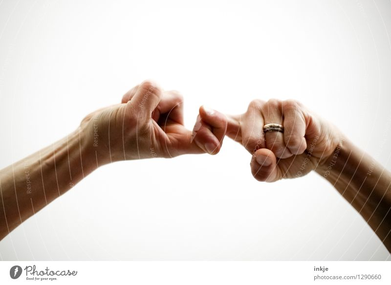 Human being Hand Life Emotions Together Power Communicate Help Network To hold on Attachment Strong Relationship Ring Argument Teamwork