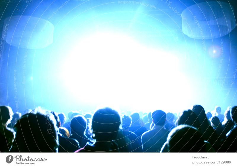 lightroom Concert Crowd of people Night Human being Party Multiple Moody Intoxicant Irradiated Exuberance Handbill Pogo Light Dazzle Back-light Light show