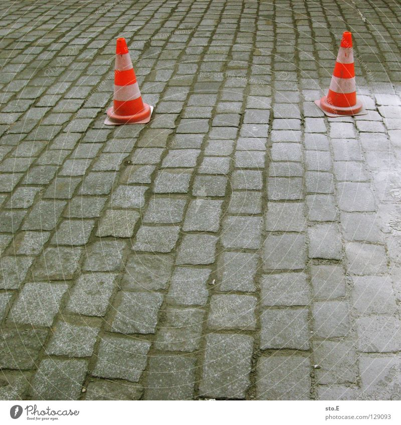 White Red Street Colour Stone Sand Dirty Signs and labeling Safety Dangerous Round Floor covering Threat Protection Hat