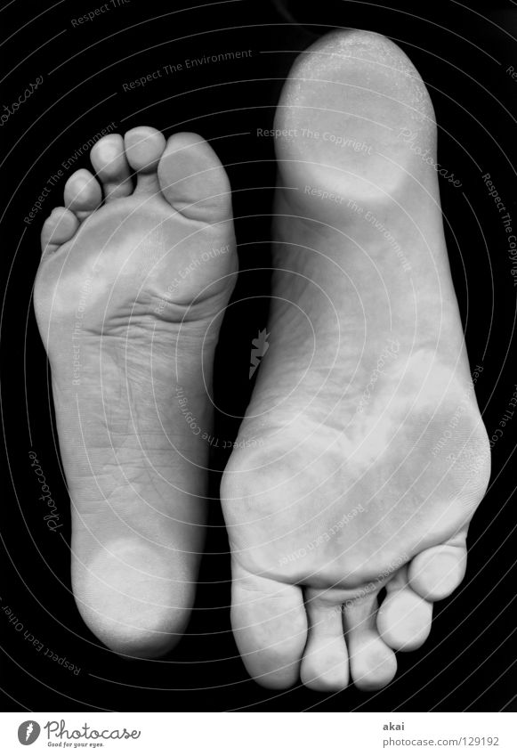 Joy Feet Footprint Toes - a Royalty Free Stock Photo from Photocase 2ac93be64