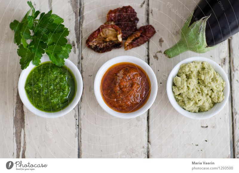 Pesto Allergy 3 Food Vegetable Herbs and spices Nutrition Lunch Organic produce Vegetarian diet Slow food Italian Food Bowl Fragrance Delicious Italien pesto