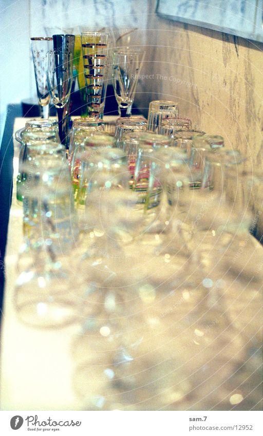 glassy Glass Champagne glass Kitchen