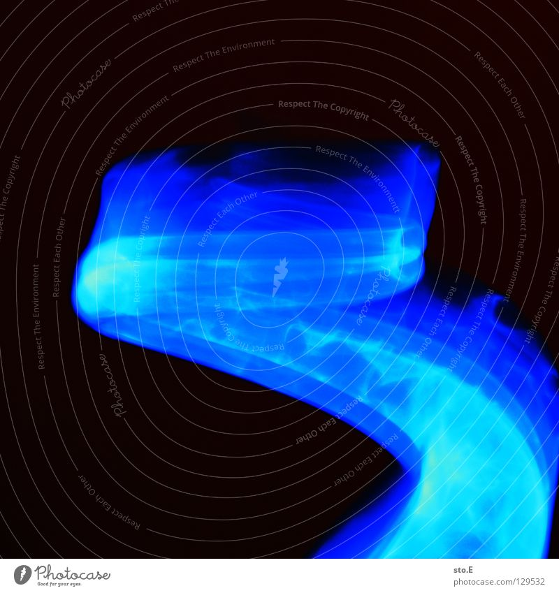 Blue Black Colour Lamp Dark Movement Bright Lighting Glittering Glass Background picture Speed Action Technology Round Wing