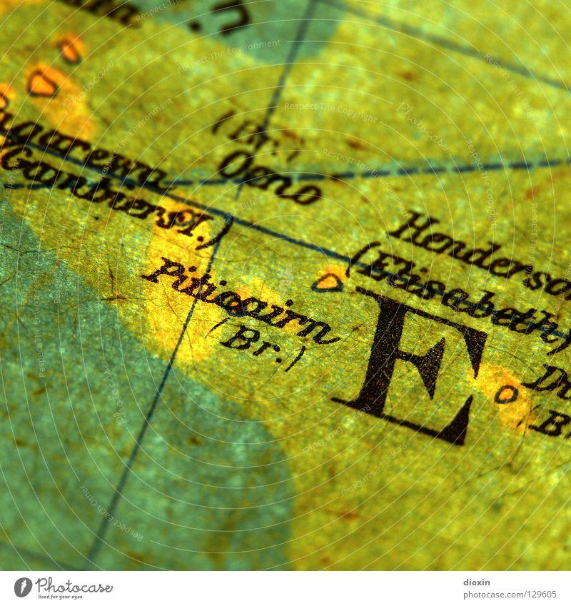 Adventure Island Pacific Ocean Global Global British overseas territories
