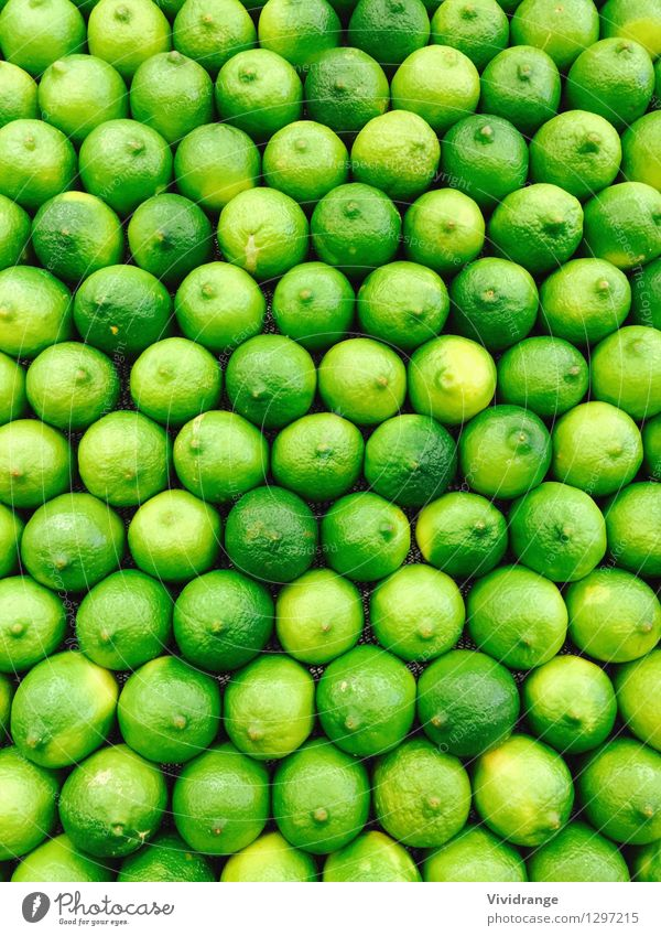 Green limes Food Dairy Products Fruit Organic produce Vegetarian diet Diet Shopping Nature Plant Tree Sour arranges Farm Agriculture green lime Lemon rows Stall