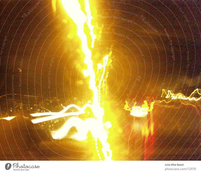 x-motien-04 Lightning Speed Crazy Stripe Photographic technology caos crasy Bright flash