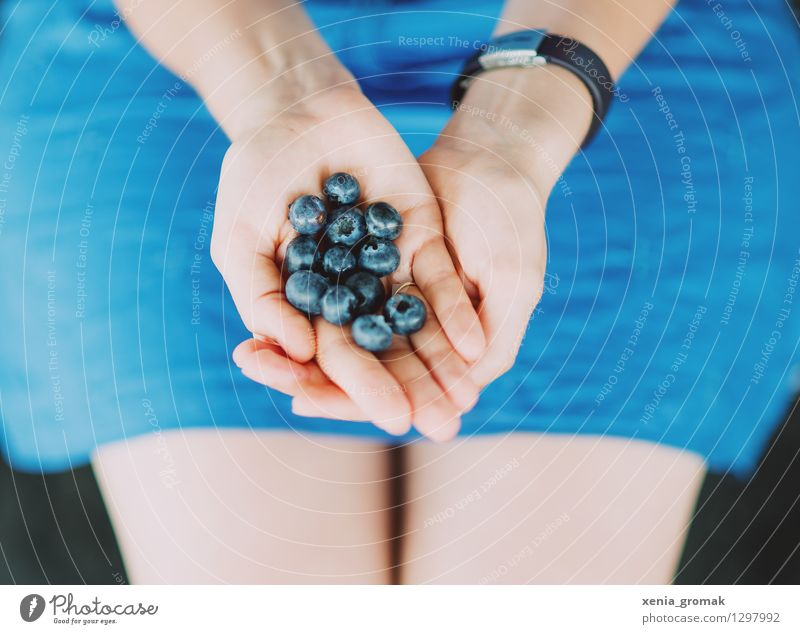 blueberries Food Fruit Nutrition Organic produce Vegetarian diet Diet Healthy Medical treatment Healthy Eating Athletic Fitness Wellness Life Harmonious
