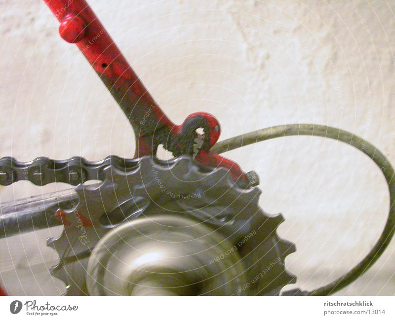 Things Gearwheel Racing cycle