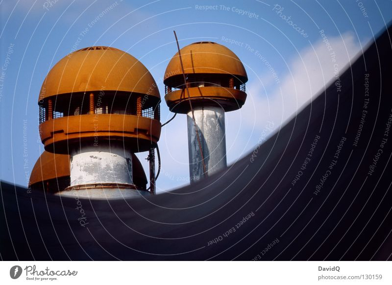 City Design Modern Roof Sphere Station Obscure Mushroom Seventies UFO Extraterrestrial Foundations Ventilation