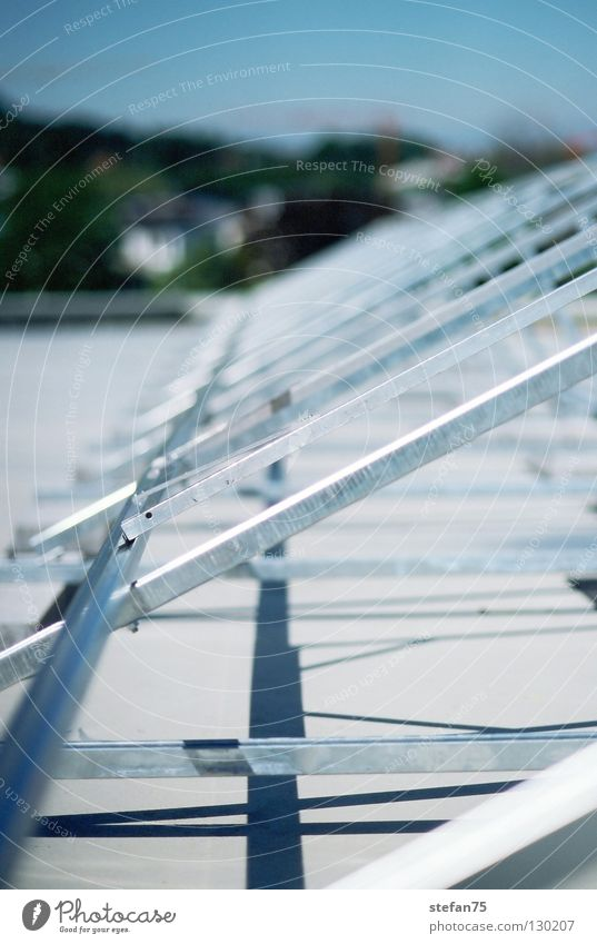 Construction site Solar Power Solar cell