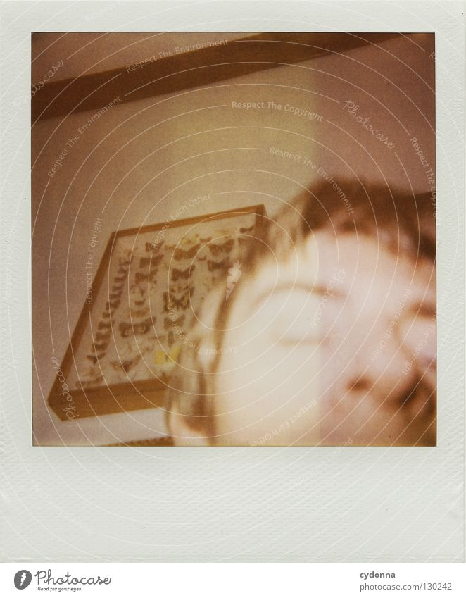 Oops - my first Polaroid Analog Instant camera Surprise Visible Invisible Occur Iconic Emotions Retro Speed Positive Testing & Control Understanding Clack