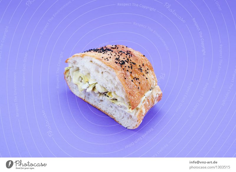 sandwich Sandwich Snack Toast Workshop Flash photo Colour Dish Healthy Eating Food photograph Meal Graphic Delicious Hearty Sense of taste Exceptional Violet