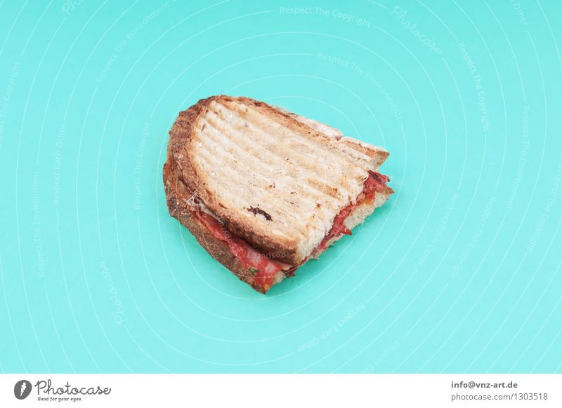 Dish Eating Food photograph Exceptional Delicious Graphic Turquoise Workshop Bread Meal Sense of taste Tomato Dried Cheese Snack Sandwich