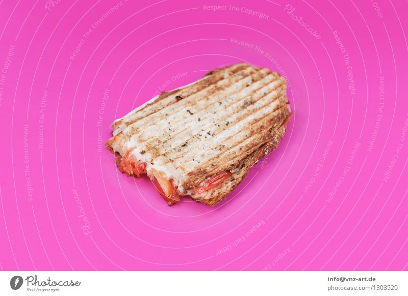Dish Eating Food photograph Exceptional Pink Delicious Graphic Workshop Bread Meal Sense of taste Tomato Cheese Snack Sandwich Toast