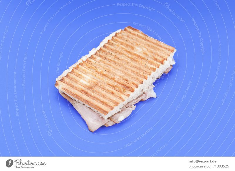 sandwich Sandwich Snack Toast Workshop Flash photo Multicoloured Eating Food photograph Meal Graphic Delicious Hearty Sense of taste Exceptional roared Blue Ham