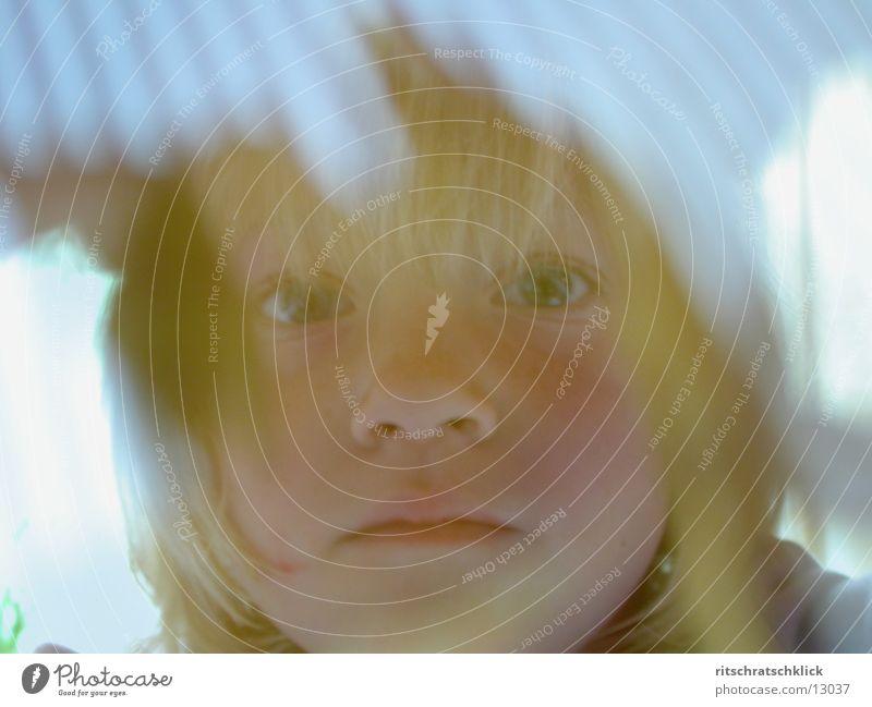 dreamed Child Girl Face