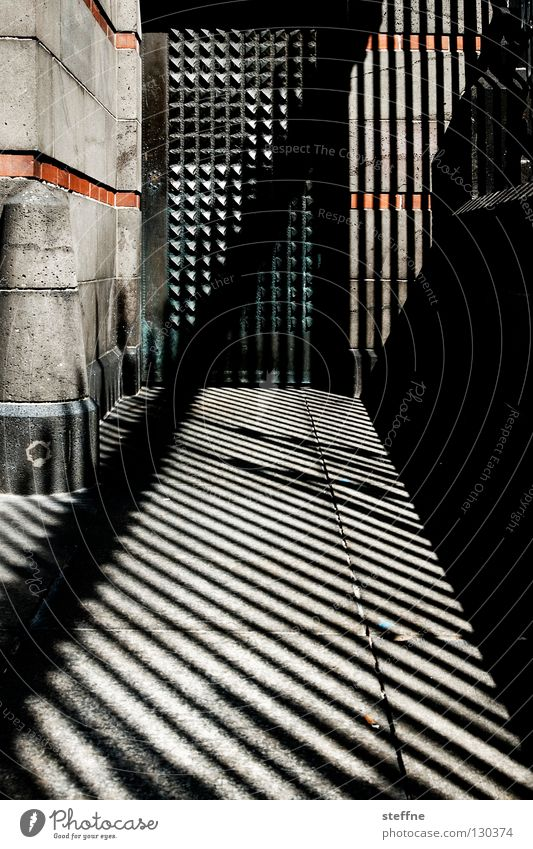 Wall (barrier) Religion and faith Door Stripe Handrail Grating Jubilee Shadow play House of worship 200