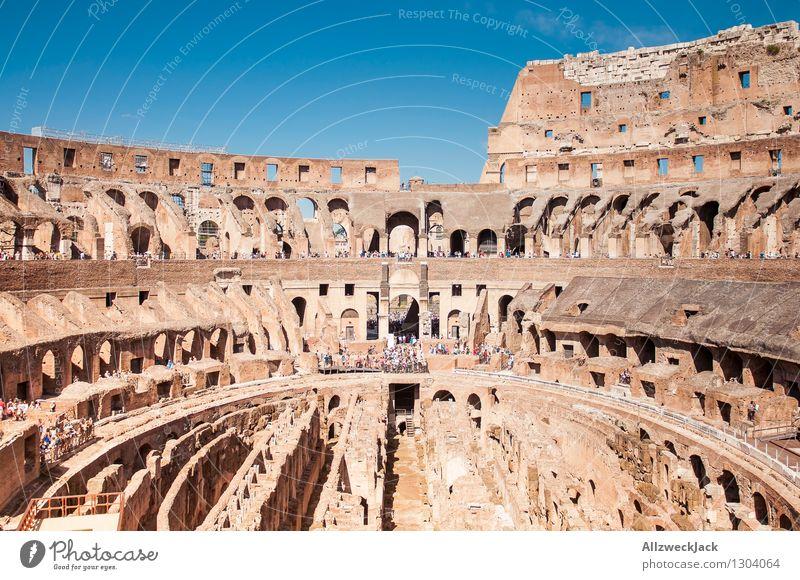 Rome III Italy Europe Capital city Old town Architecture Tourist Attraction Landmark Colosseum Esthetic Famousness Town Brown Senior citizen Stadium Ruin