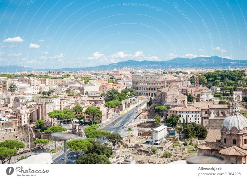 Rome I Italy Europe Capital city Downtown Old town Skyline Ruin Tourist Attraction Landmark Monument Colosseum Esthetic Historic Town Adventure Elegant Culture
