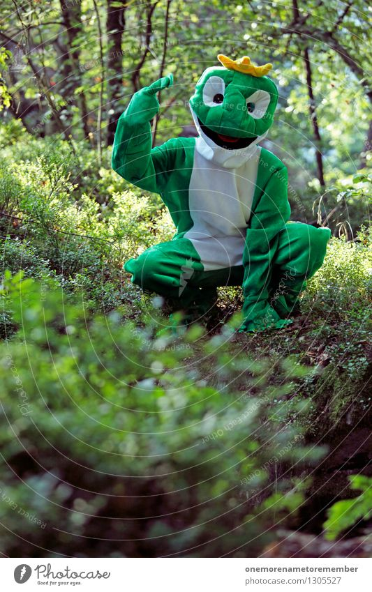 Green Forest Art Esthetic Fingers Frog Work of art Carnival costume Woodground Frogs Clearing Disguised Frog Prince Heather family Green undertone Frog eyes