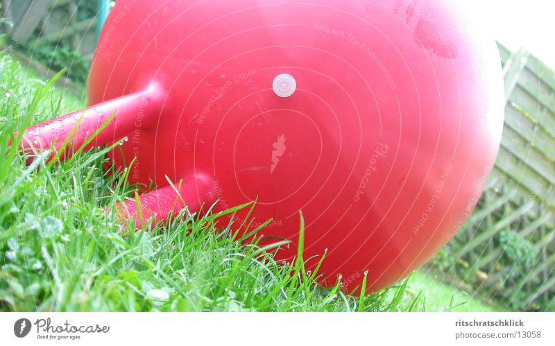 huepfball Red Grass Things bouncy ball Ball
