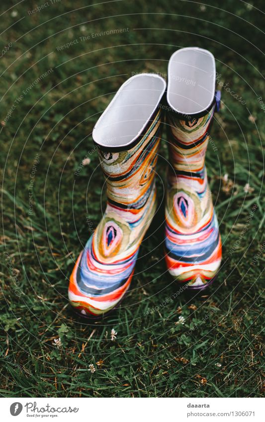 rain boots Lifestyle Elegant Style Harmonious Senses Leisure and hobbies Vacation & Travel Trip Adventure Freedom Sightseeing Summer Boots Rubber boots