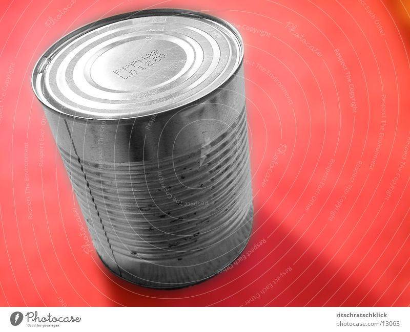 tuna or tuna fish ;-) Tin Tin of food Things