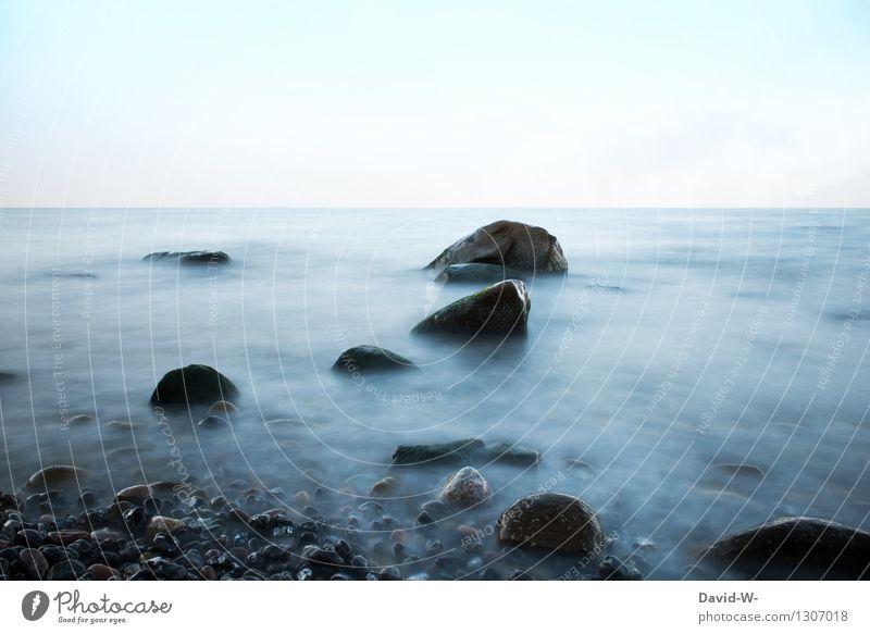 Nature Blue Beautiful Summer Water Ocean Landscape Beach Environment Autumn Coast Rock Dream Fog Elegant Climate