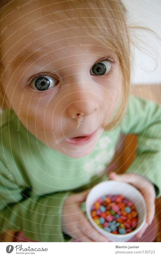 Child Chocolate Girl Eyes Nutrition Happy Eating Sweet Mysterious Candy Toddler Captured Surprise Amazed Chocolate buttons