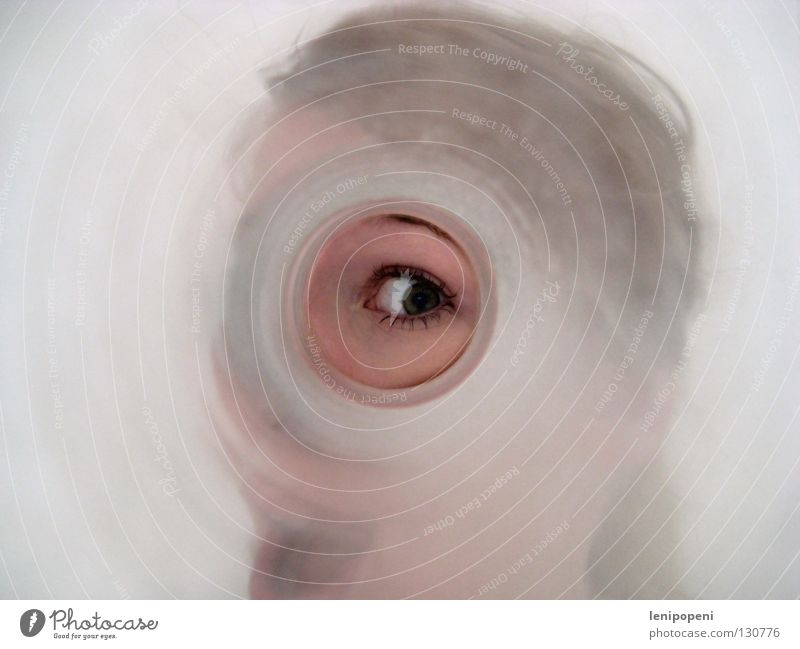 Face Eyes To talk Glass Crazy Circle Communicate Round Information Observe Scream Tunnel Direction Loudspeaker Stupid Escape