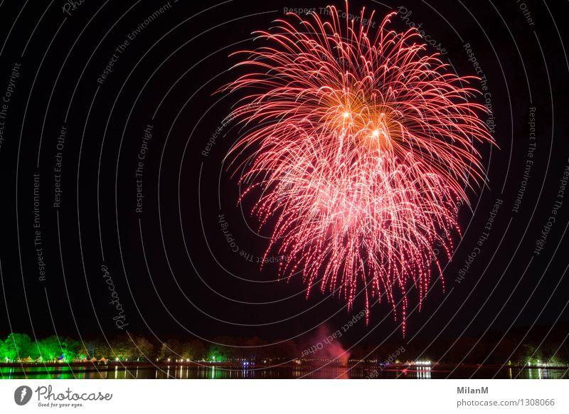 Beautiful Summer Red Joy Black Happy Feasts & Celebrations Lake Moody Pink Orange Contentment Esthetic Energy Fantastic Joie de vivre (Vitality)