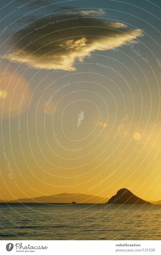 Ocean Clouds Island Spain Surrealism Dusk Teatro Museo Dalí