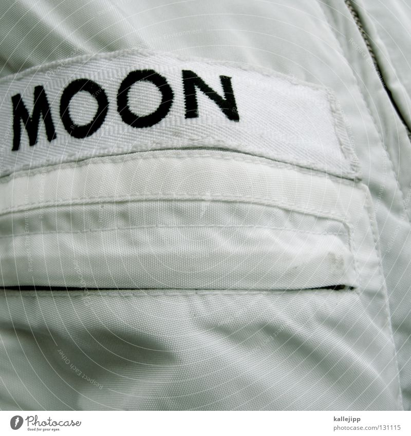 White Summer Life Earth Future Technology USA Target Profession Science & Research Suit Jacket Universe Moon Bag