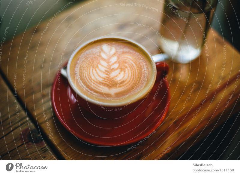 Coffee Artwork Beverage Drinking Hot drink Latte macchiato Espresso Lifestyle Luxury Elegant Style Joy Living or residing Restaurant Bar Cocktail bar Lounge
