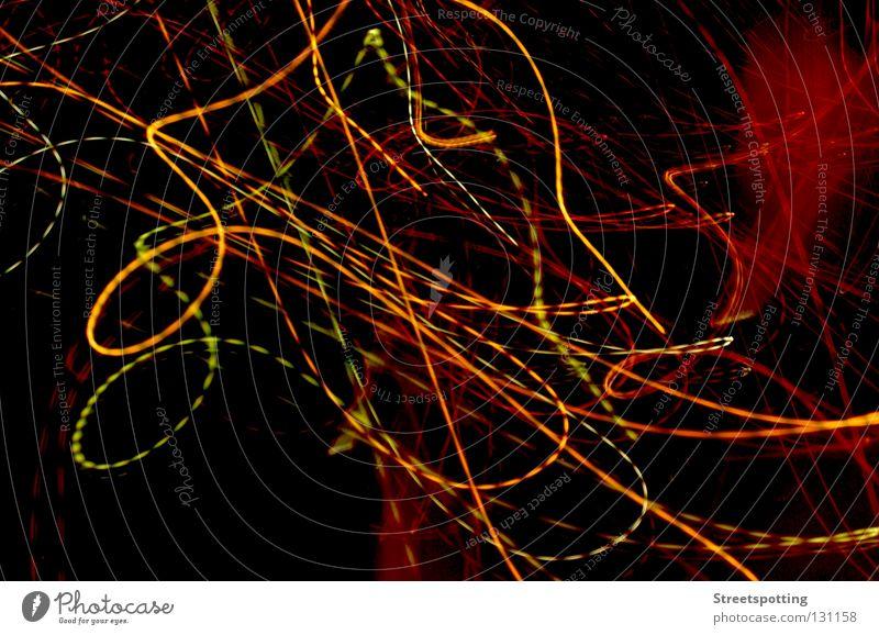 Burning bush Explosion Night Illumination Joy Blaze Colour Firecracker Life Dynamics