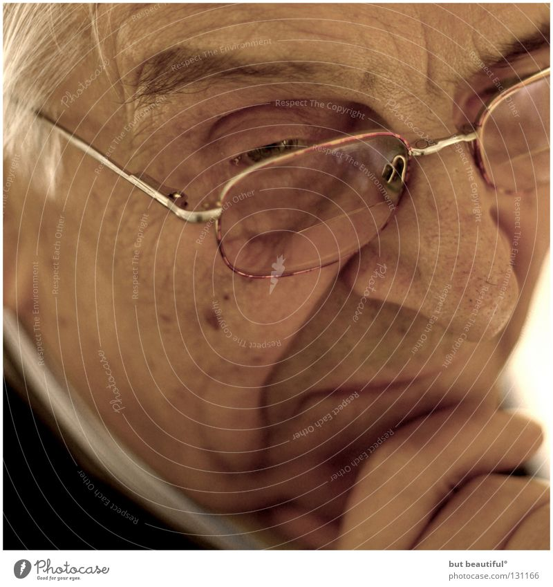 Senior citizen Think Moody Healthy Transience Human being Concentrate Grandfather