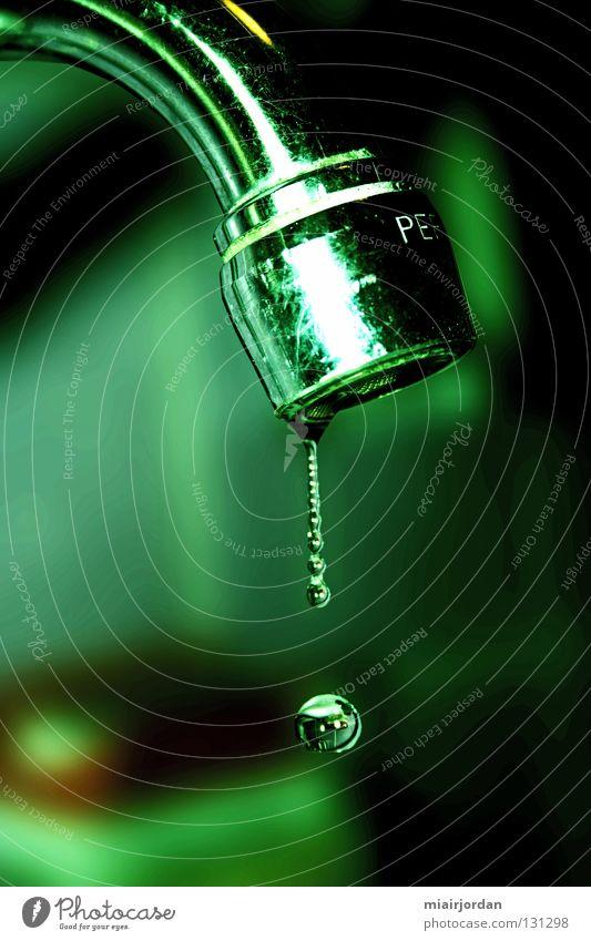 Water Green Drops of water Bathroom Tap Grunge