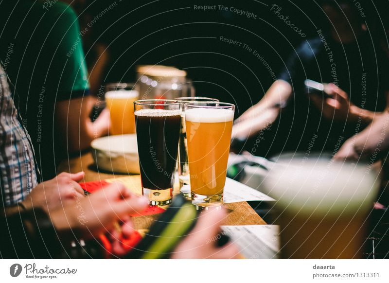 3 beers Relaxation Joy Life Style Feasts & Celebrations Freedom Lifestyle Moody Party Leisure and hobbies Glass Beverage Trip Joie de vivre (Vitality) Adventure
