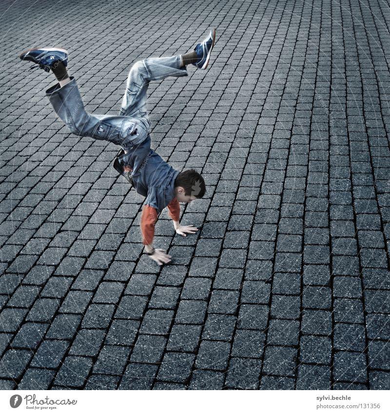 Child Hand Joy Life Playing Boy (child) Movement Happy Legs Feet Power Dance Going Walking Cool (slang) Jeans