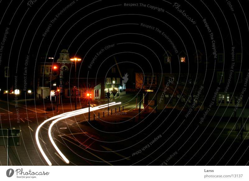 City Car Transport Speed Traffic light