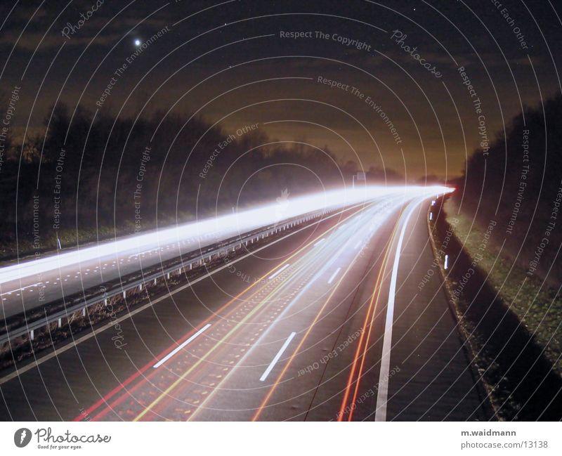 Transport Speed Highway Dynamics
